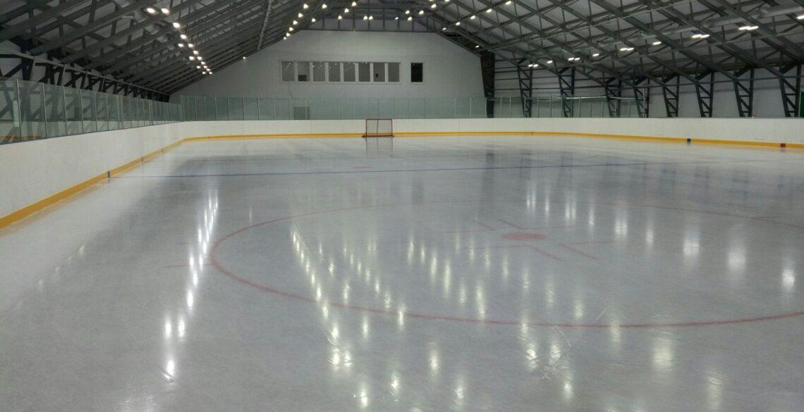 Ледовая арена Купчино